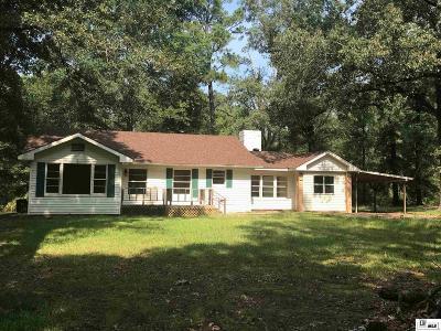 Monroe Single Family Home Active-Pending: 113 John Hare Road