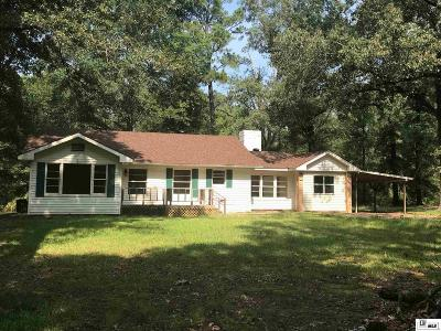 Monroe Single Family Home Back On Market: 113 John Hare Road