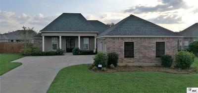 Monroe Single Family Home For Sale: 407 Bunker Lane