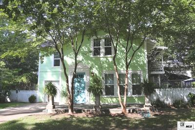Monroe Single Family Home For Sale: 2010 N 4th Street