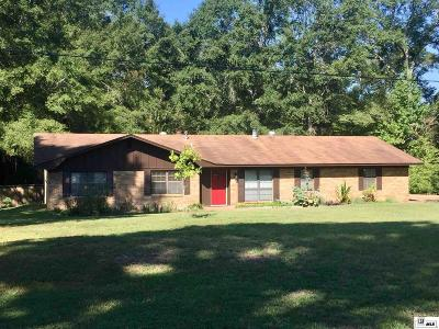 Ruston Single Family Home For Sale: 135 McBride Road