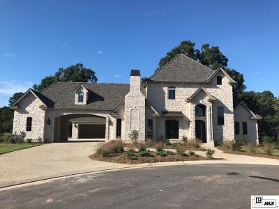 West Monroe Single Family Home For Sale: 215 Eagle Ridge Lane