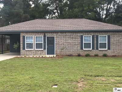 Monroe Single Family Home For Sale: 119 Dillingham Drive