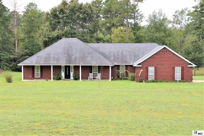 Single Family Home For Sale: 549 Dr Davis Road