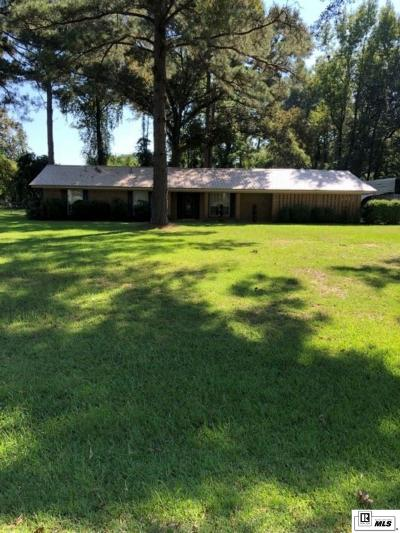 Single Family Home For Sale: 10700 Mimosa Drive