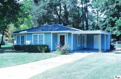 Monroe Single Family Home Active-Pending: 713 McCain Drive