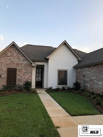 Ruston Single Family Home New Listing: 637 Stable Road