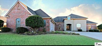 Monroe Single Family Home For Sale: 409 Bunker Lane