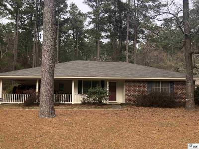 Ruston Single Family Home Active-Pending: 3104 Lakeview Place