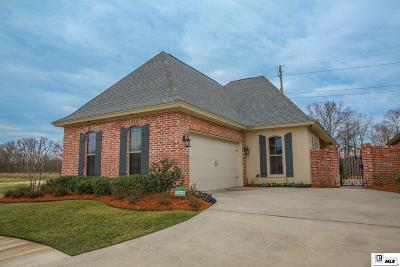 Monroe Single Family Home For Sale: 2902 Corondelet Lane