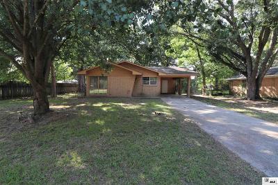 Monroe Single Family Home New Listing: 103 Bastrop Drive