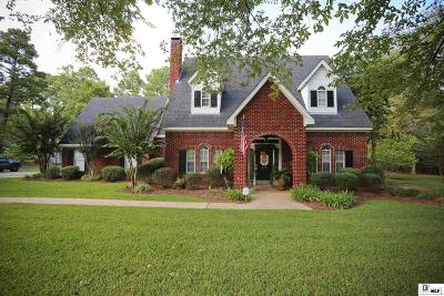Ruston Single Family Home New Listing: 217 Adam Circle