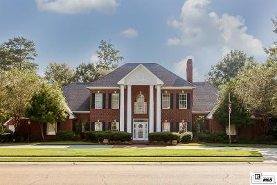 Ruston Single Family Home New Listing: 411 Audubon Drive