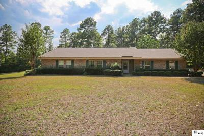 Ruston Single Family Home New Listing: 204 Adam Circle