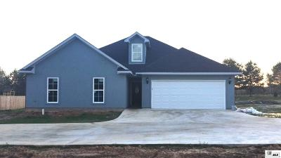 Ruston Single Family Home New Listing: 7747 Highway 80