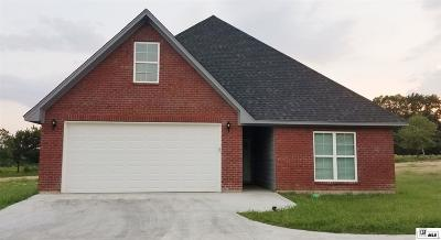 Ruston Single Family Home New Listing: 7751 Highway 80