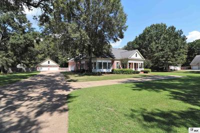 Single Family Home For Sale: 508 Joe White Road