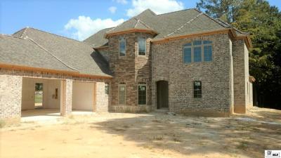 West Monroe Single Family Home For Sale: 108 Vayda Mae Lane