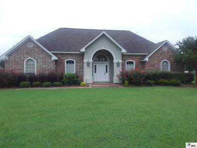 Monroe Single Family Home New Listing: 529 Stubbs Vinson Road