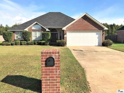 Monroe Single Family Home New Listing: 312 Bunker Lane
