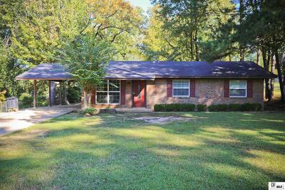 Ruston Single Family Home New Listing: 601 Marie Avenue