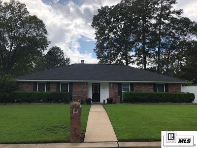 Monroe Single Family Home New Listing: 116 Sparks Drive
