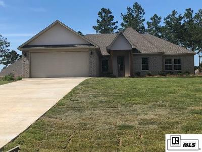 Ruston Single Family Home For Sale: 134 Buck Meadow