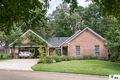 Ruston Single Family Home Active-Pending: 2509 Hillside Drive