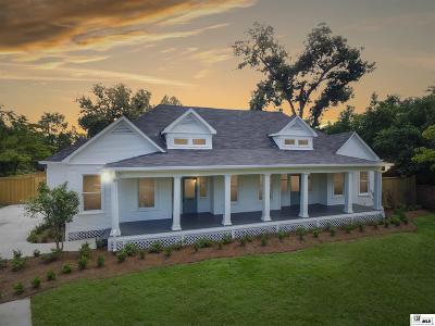 Monroe Single Family Home For Sale: 108 Hilton Street