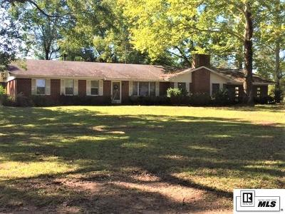 Downsville Single Family Home For Sale: 355 Highway 822