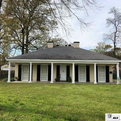 Monroe Single Family Home For Sale: 1603 Auburn Avenue