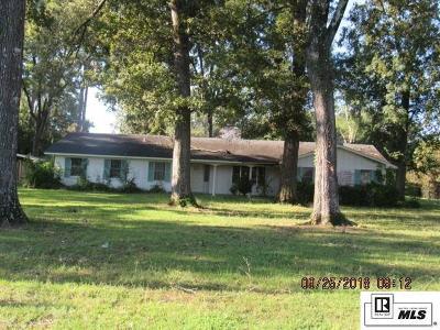 Monroe Single Family Home For Sale: 3806 Forsythe Avenue