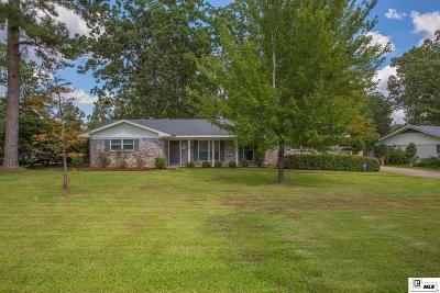 West Monroe Single Family Home For Sale: 104 Monteleon Drive