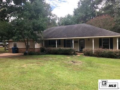 Ruston Single Family Home For Sale: 115 Woodshire Lane
