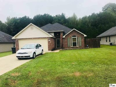 Ruston Single Family Home Active-Pending: 136 Rose Garden Street