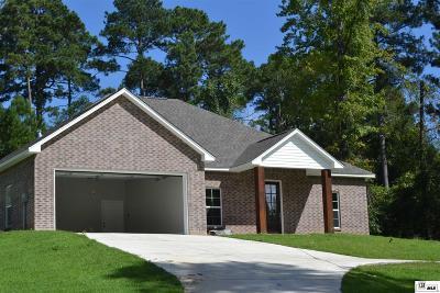 Ruston Single Family Home For Sale: 2003 E Georgia Avenue