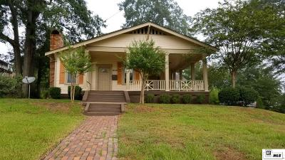 Ruston Single Family Home Active-Pending: 303 E Mississippi Avenue