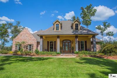 Monroe Single Family Home Active-Pending: 104 Copper Run