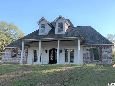 Monroe Single Family Home Active-Pending: 222 Hidden Oaks Lane