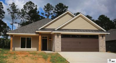 Ruston Single Family Home For Sale: 169 Plantation Hill