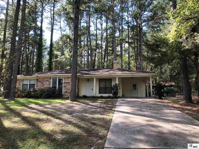 Single Family Home Active-Pending: 1600 Haskell Drive