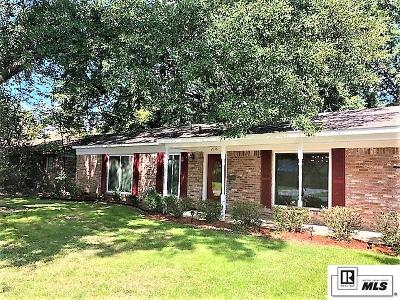 Monroe Single Family Home For Sale: 2316 Duval Drive