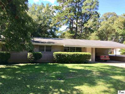 Monroe Single Family Home Active-Pending: 200 Curve Drive