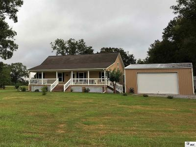 Single Family Home For Sale: 1366 Highway 867