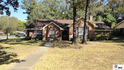 Single Family Home For Sale: 804 Orion Drive