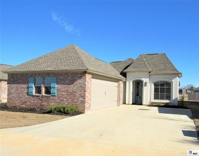 Single Family Home For Sale: 203 Lauren Grace Circle