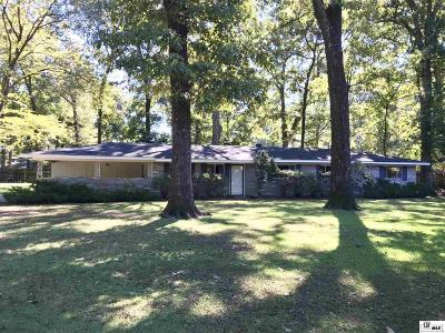 Single Family Home For Sale: 102 Lakeshore Circle
