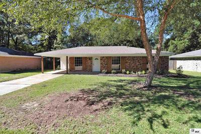 Single Family Home For Sale: 212 Shady Lane