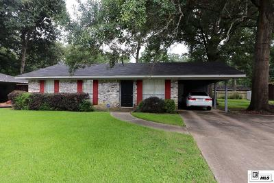 Single Family Home For Sale: 111 Hickory Lane
