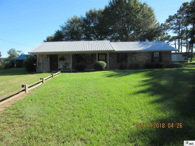 Single Family Home For Sale: 491 Lee Boutwell Road
